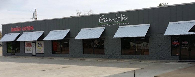 Gamble Home Storefront